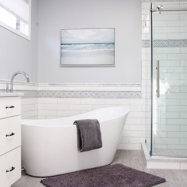 Visit Our Showroom Today SURAN BUILT - Bathroom remodeling crystal lake il